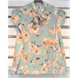 HEME DRESSING A2605 Blusa Verde
