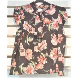 HEME DRESSING A2605 Blusa Negro