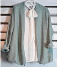 HEME DRESSING 94043 Chaqueta Verde