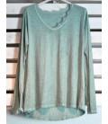 HEME DRESSING 2209 Camiseta Verde