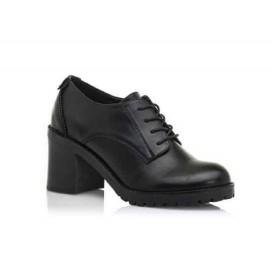 MUSTANG 58367 Zapato Negro