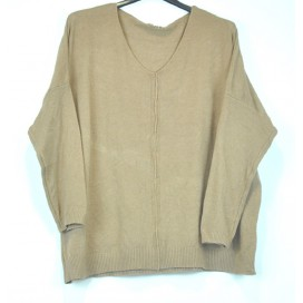 HEME DRESSING 20130 JERSEY CAMEL