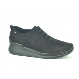 AMARPIES AST18833 Zapato Negro
