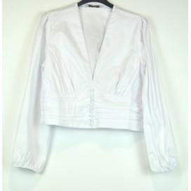 HEME DRESSING Z8011914 Camisa Blanco