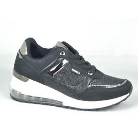 D'ANGELA 18056 Sneakers Negro