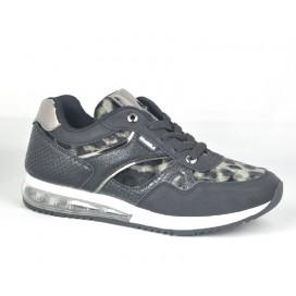 D'ANGELA 18053 Sneakers Negro
