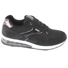 D'ANGELA DJL18052-001 Sneakers Negro