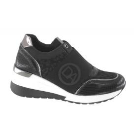 D'ANGELA DBD18031-001 Sneakers Negro