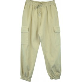 HEME DRESSING 11200 Pantalon CAMEL