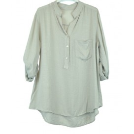HEME DRESSING 83158-P Camisa Beige
