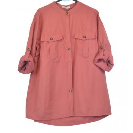 HEME DRESSING Z8012903 Camisa Coral