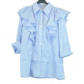 HEME DRESSING Z8103202 Camisa Azul