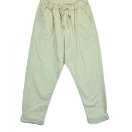HEME DRESSING C16674 Pantalon Beige