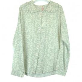 HEME DRESSING 10721 Camisa Verde Agua