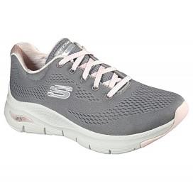 SKECHERS 149057 Sneakers Gris Claro