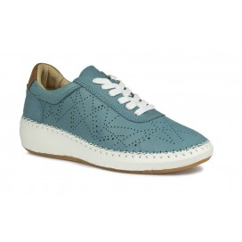 THE HAPPY MONK TRAVEL-003 Zapato Azul