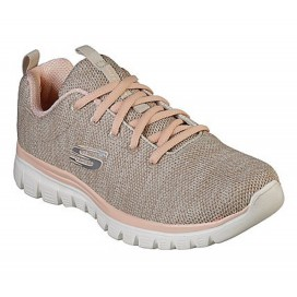 SKECHERS 12614 Sneakers Beige