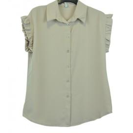 HEME DRESSING 18090 Camisa CAMEL