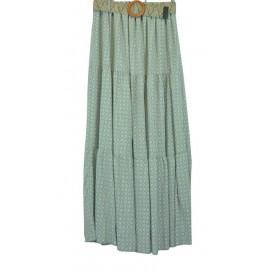 HEME DRESSING 3409 Falda Verde Agua