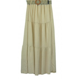 HEME DRESSING 3409 Falda CAMEL