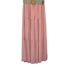 HEME DRESSING 3409 Falda Rosa