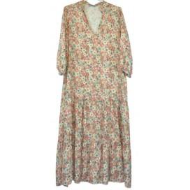 HEME DRESSING 3313 Vestido Rosa