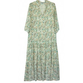 HEME DRESSING 3313 Vestido Beige