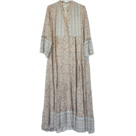 HEME DRESSING 3324 Vestido Beige