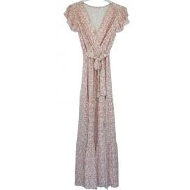HEME DRESSING 11605 Vestido Rosa