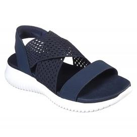 SKECHERS 32495 Sandalia Azul