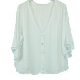 HEME DRESSING 1169 Chaqueta Blanco