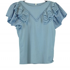 HEME DRESSING 20037 Camiseta Azul