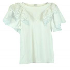 HEME DRESSING 20037 Camiseta Blanco