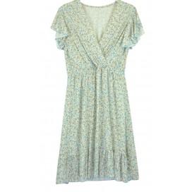 HEME DRESSING 10868 Vestido Azul claro