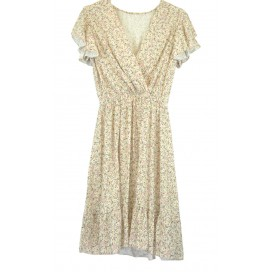 HEME DRESSING 10868 Vestido Rosa Palo