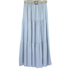 HEME DRESSING 3409 Falda Azul