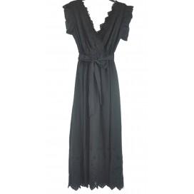 HEME DRESSING 92775 Vestido Negro