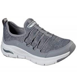 SKECHERS 149061 Sneakers Gris