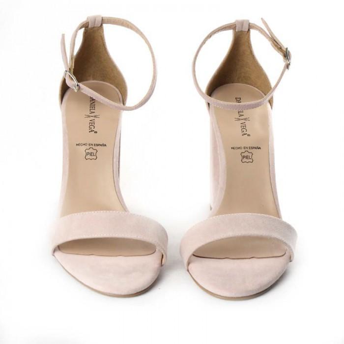 DANIELA VEGA 1302 Rosa Palo - Zapatos de Mujer en Hemeshop e8b80486b80