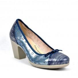 MOMEN IVN00541 202 Zapato Azul