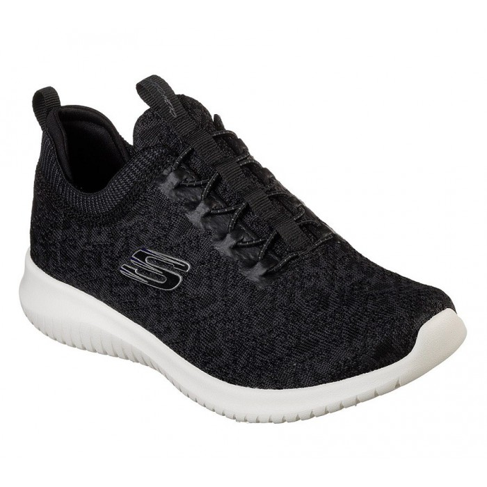 a481e780acf SKECHERS 12919 Negro - Zapatos de Mujer en Hemeshop