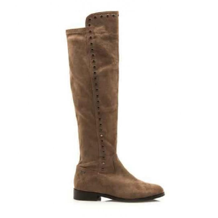 43f36dbc367 MUSTANG 57441 Taupe - Zapatos de Mujer en Hemeshop