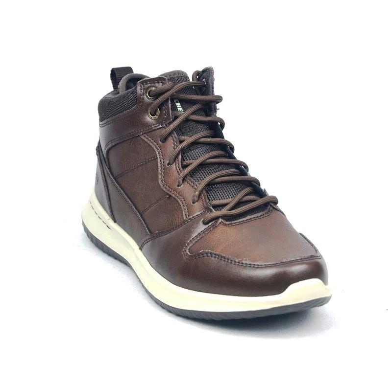 canta ajo amante  Hombre Botín SKECHERS 65691   Heme Shops zapatos de marca