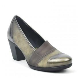 MOMEN 00550 Zapato Taupe