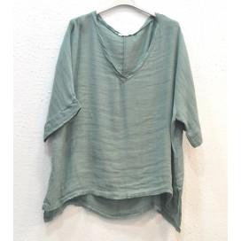 blusa ancha LINO
