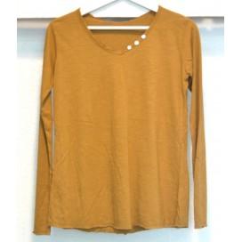 HEME DRESSING SZ182021 Camiseta CAMEL
