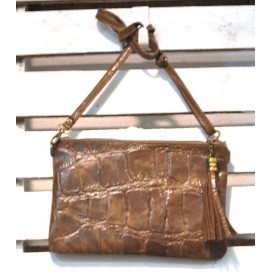 HEME BAG 12 Bolso MARRON