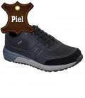 SKECHERS 66398 Zapato Negro